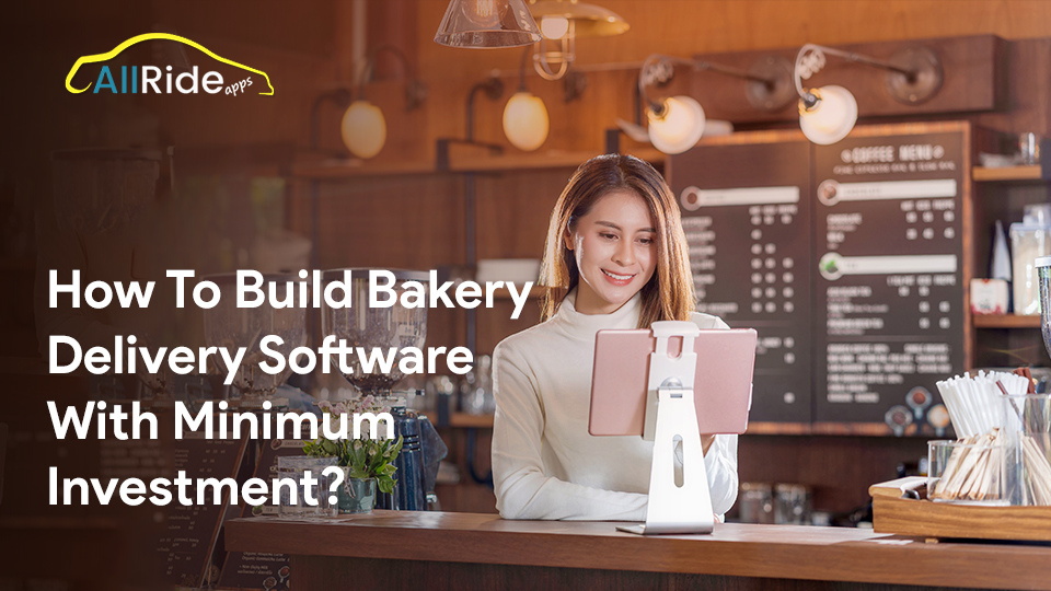 cake & bakery delivery app