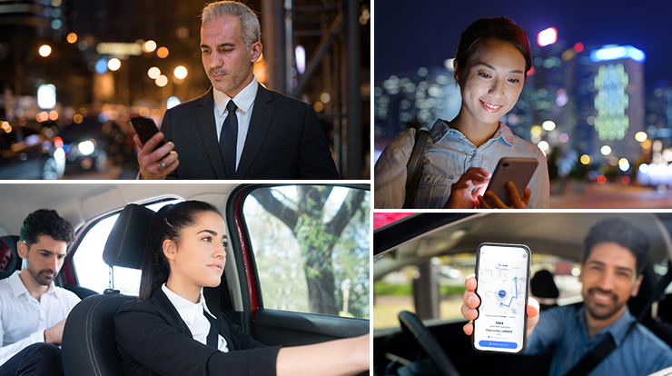 app for carpooling