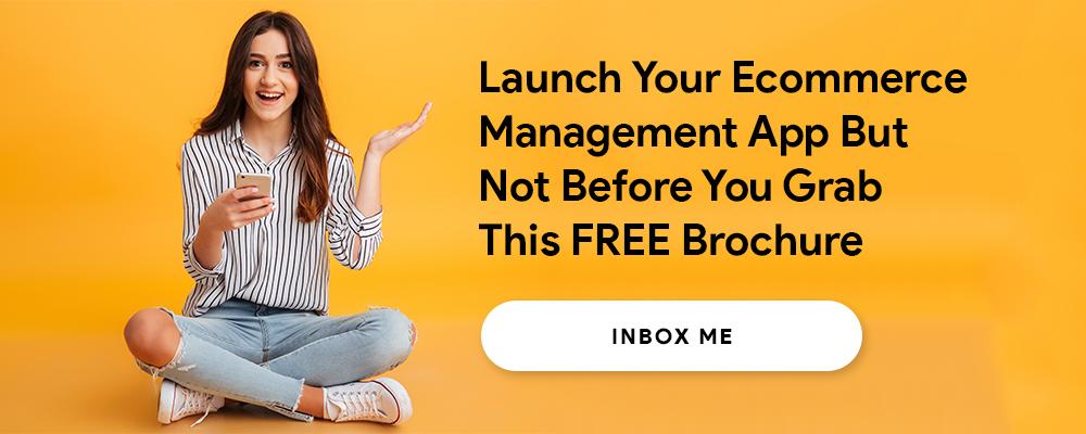 ecommerce delivery management app