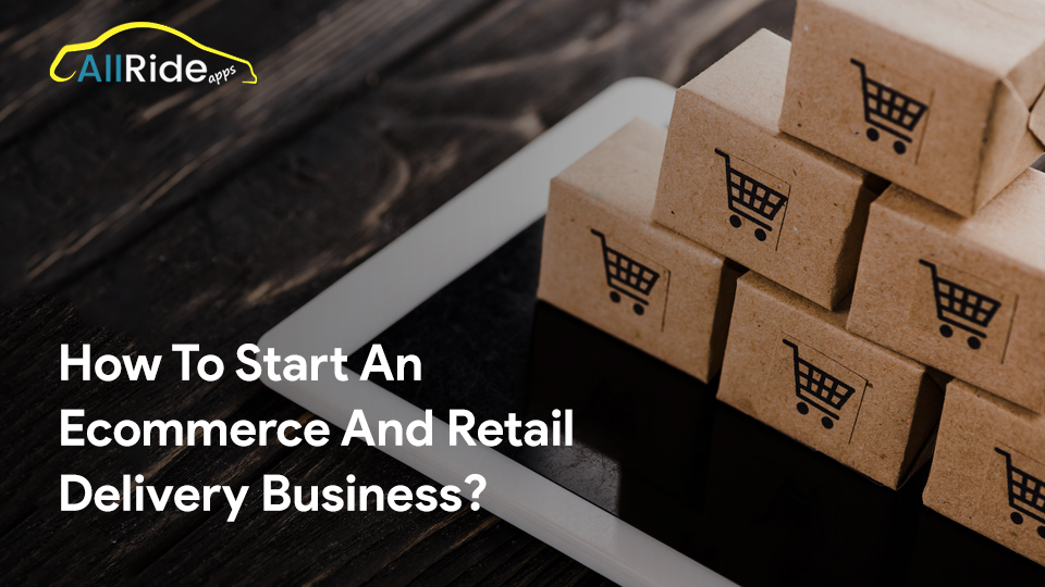 ecommerce and retail delivery business