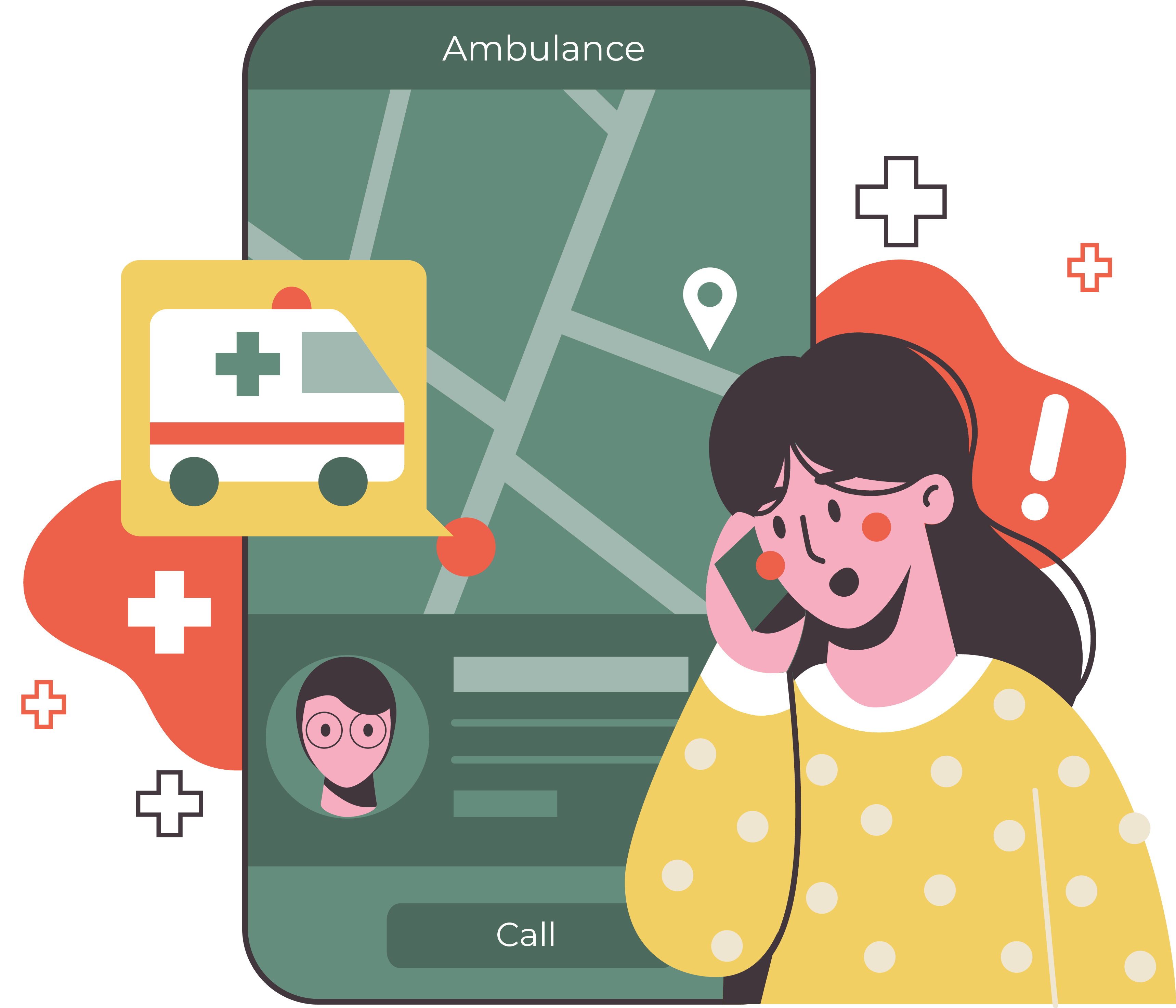 On-Demand Ambulance Transportation Services