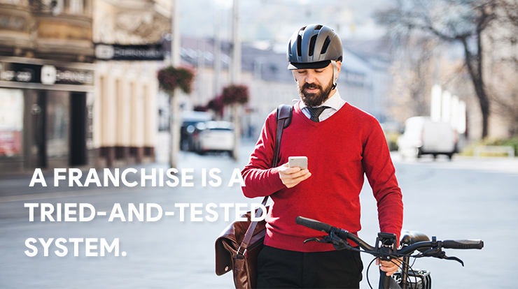 how to start an e-bike franchise