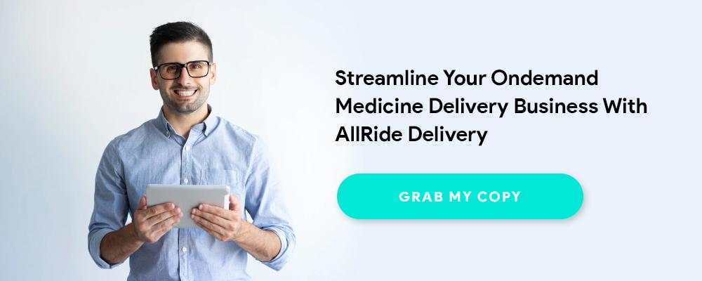 medicine delivery business