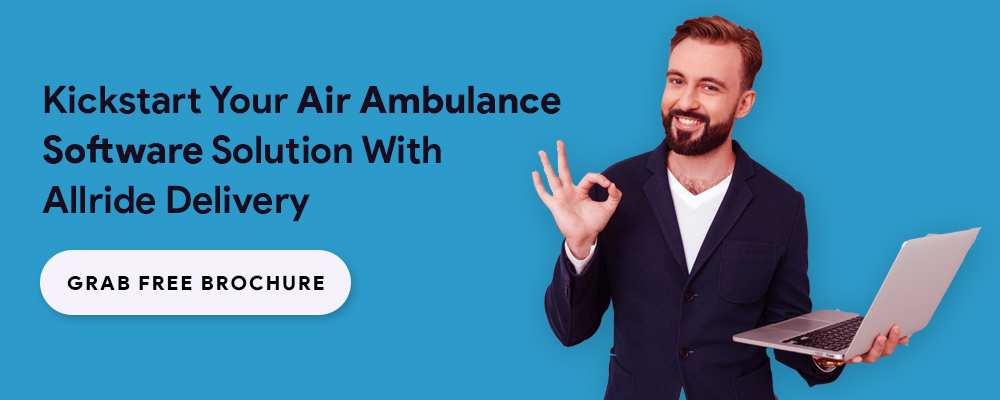 air ambulance solution