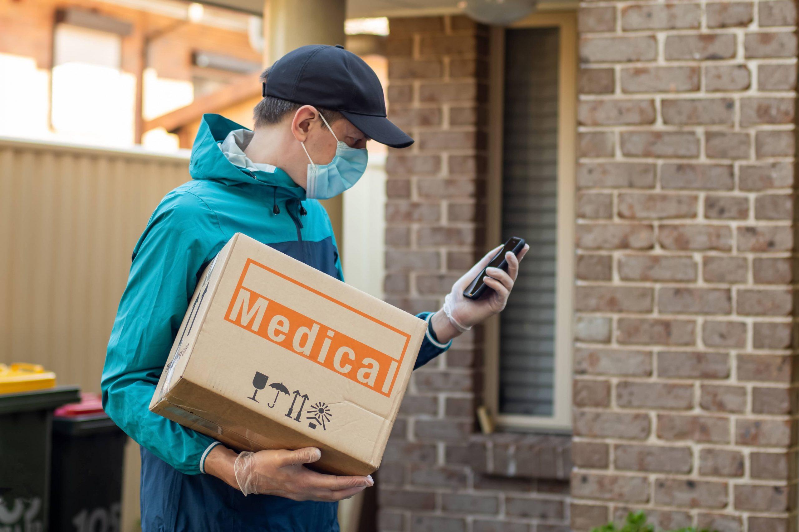 marketplace medicine delivery model