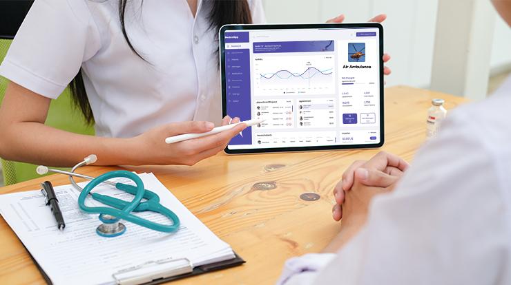 ambulance software dispatch