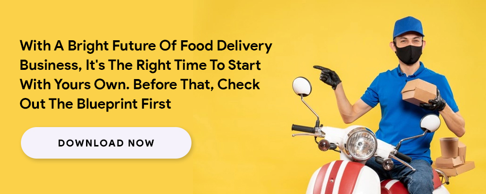 food delivery business in covid