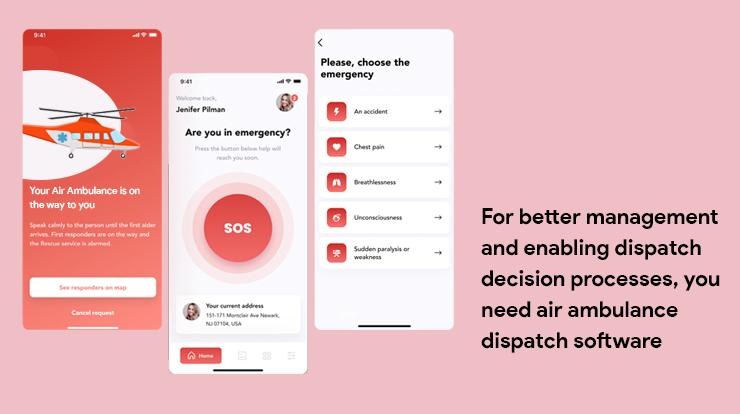 air ambulance management software