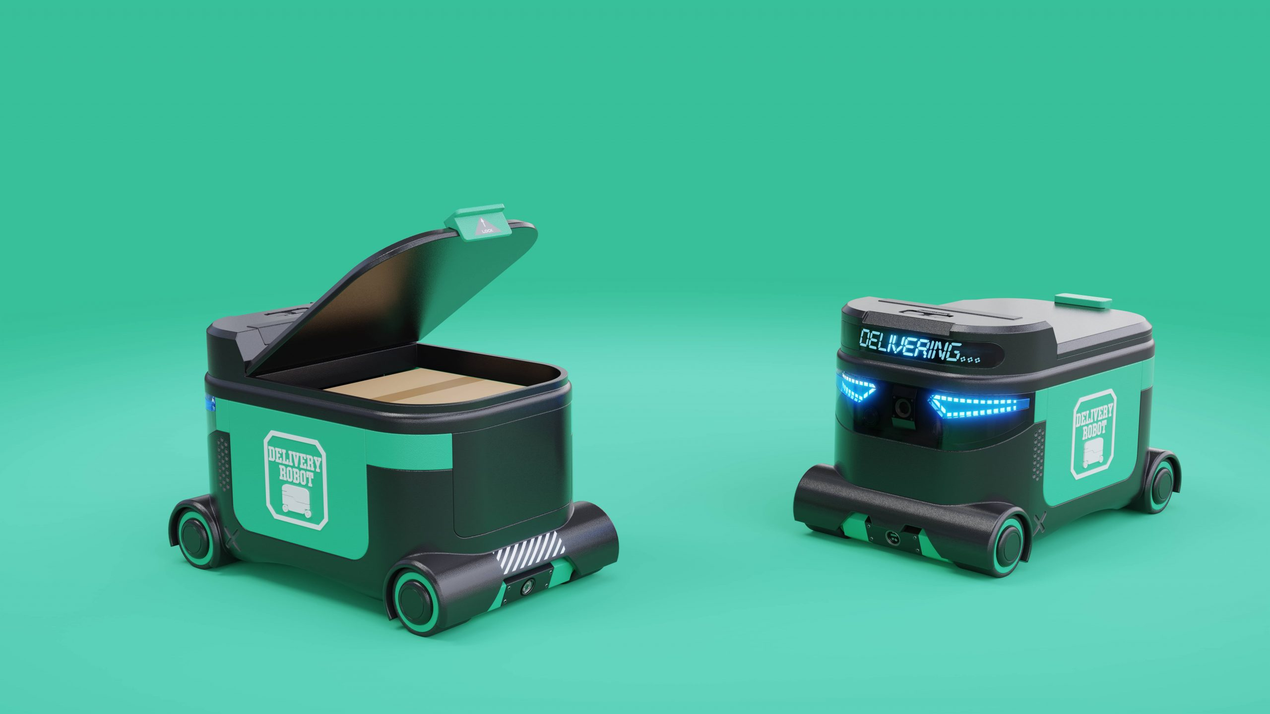 food delivery future